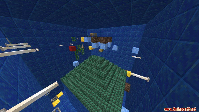 Blocky Parkour Map Screenshots (7)