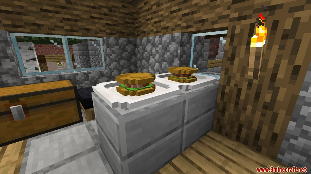 Delicious Dishes Mod Screenshots 3