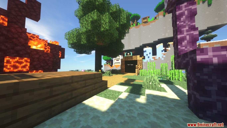 Dimension Parkour Map Screenshots (1)