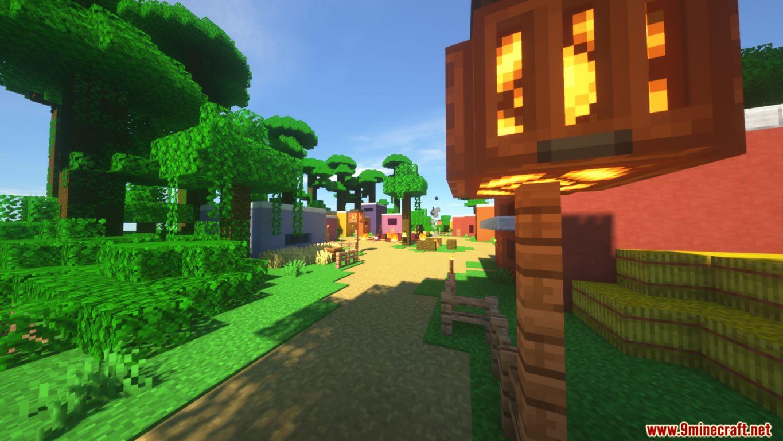 Dimension Parkour Map Screenshots (13)
