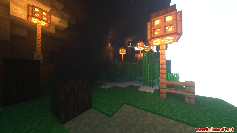 Dimension Parkour Map Screenshots (2)