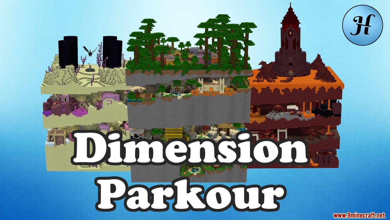 Dimension Parkour Map Thumbnail