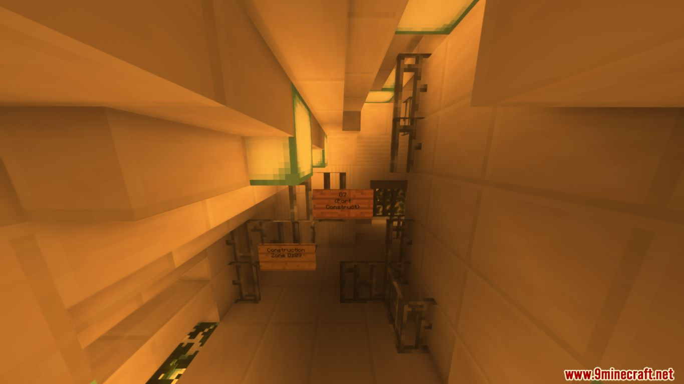 ESCAPE Cell Block X Map Screenshots (14)