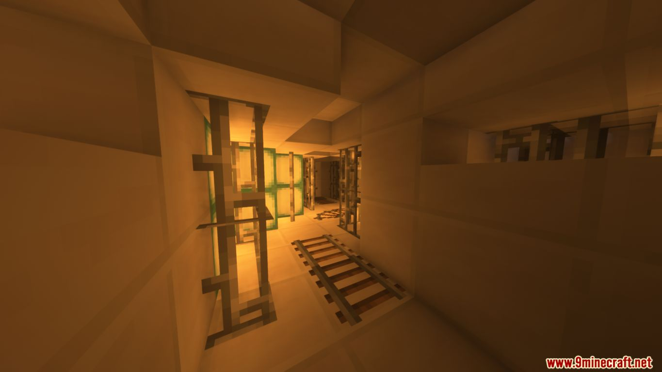 ESCAPE Cell Block X Map Screenshots (15)