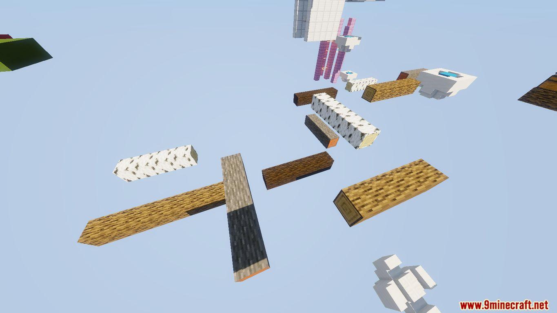 Funky Parkour Map Screenshots (3)