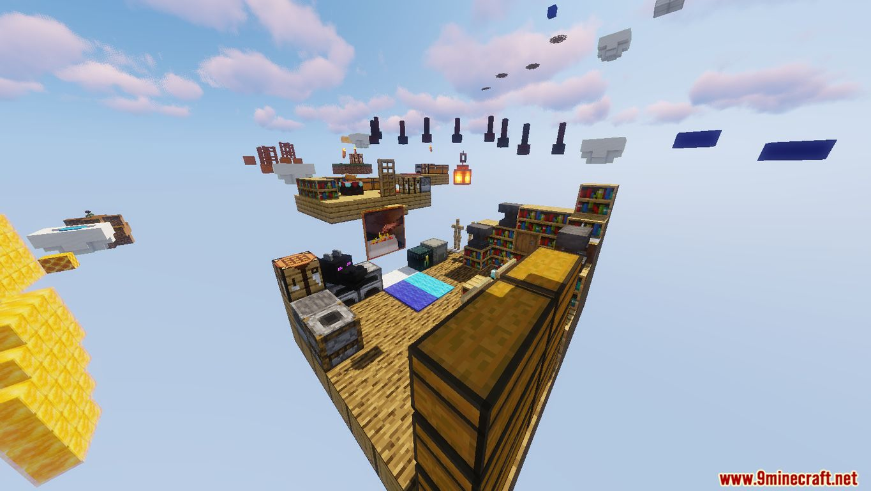 Funky Parkour Map Screenshots (4)