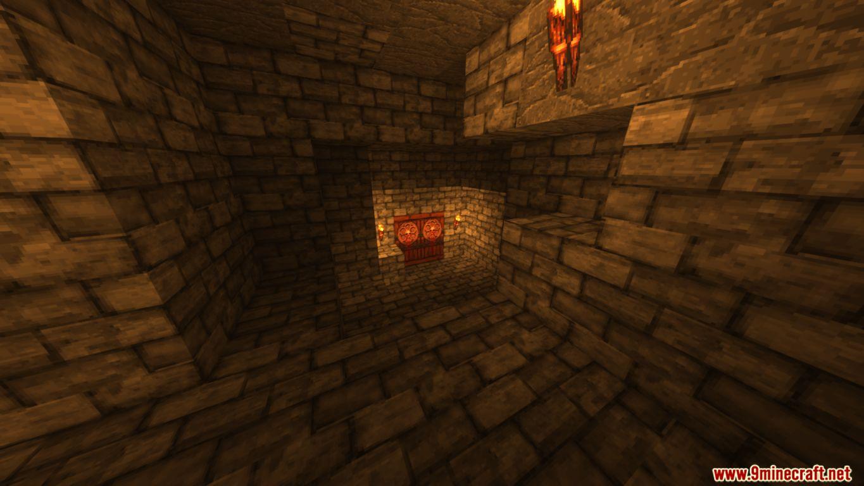 Haunted Halls Map Screenshots (3)