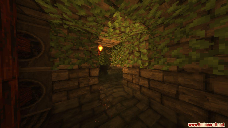 Haunted Halls Map Screenshots (5)