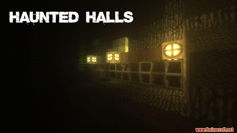 Haunted Halls Map Thumbnail