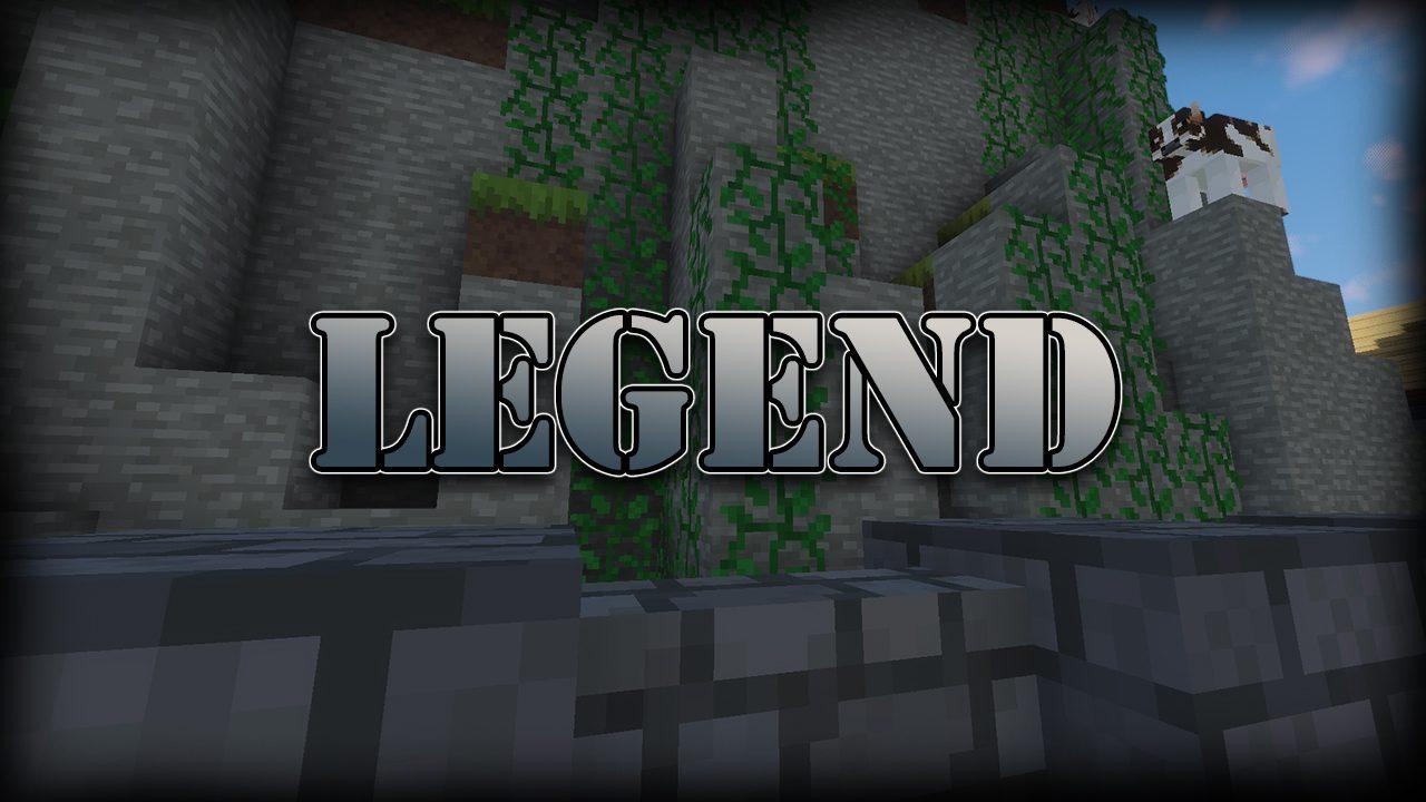 Legend Resource Pack 9.96.9/9.95.9 - 9Minecraft.Net