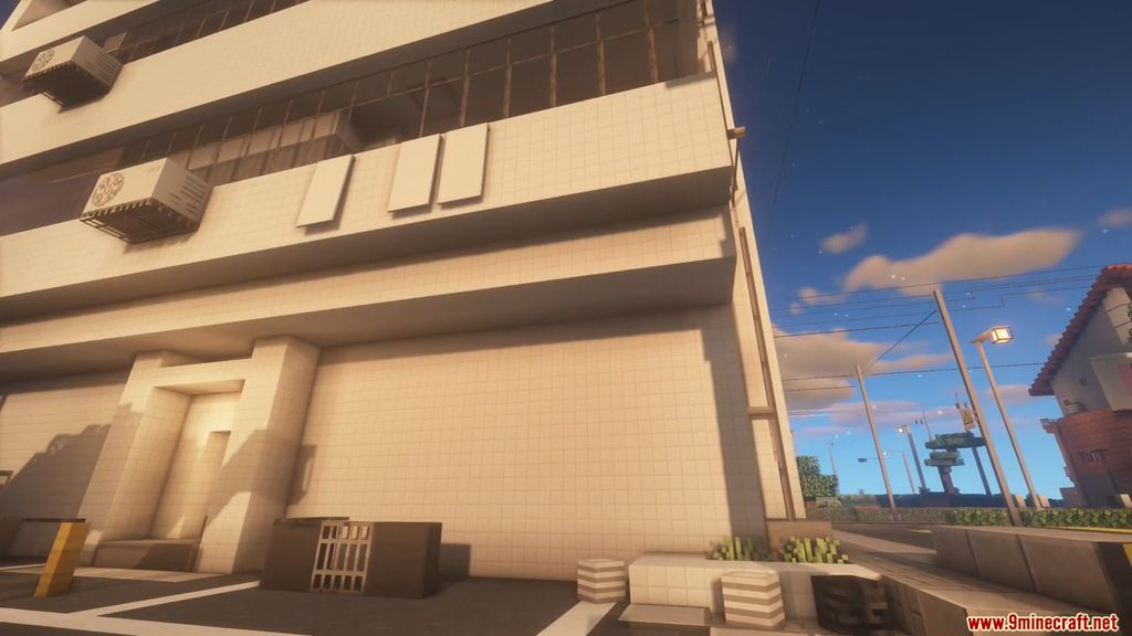 Manazakas City Resource Pack Screenshots 5