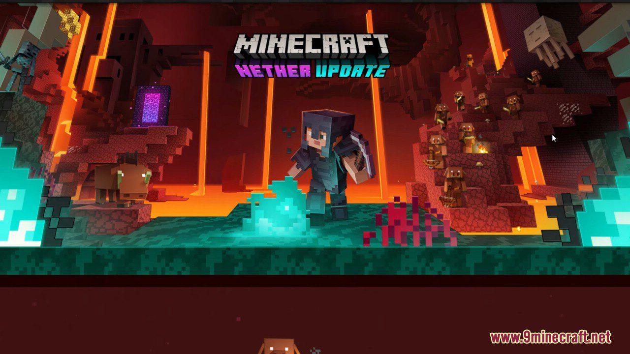 Minecraft 1.16 Release Candidate 1 Screenshots 1
