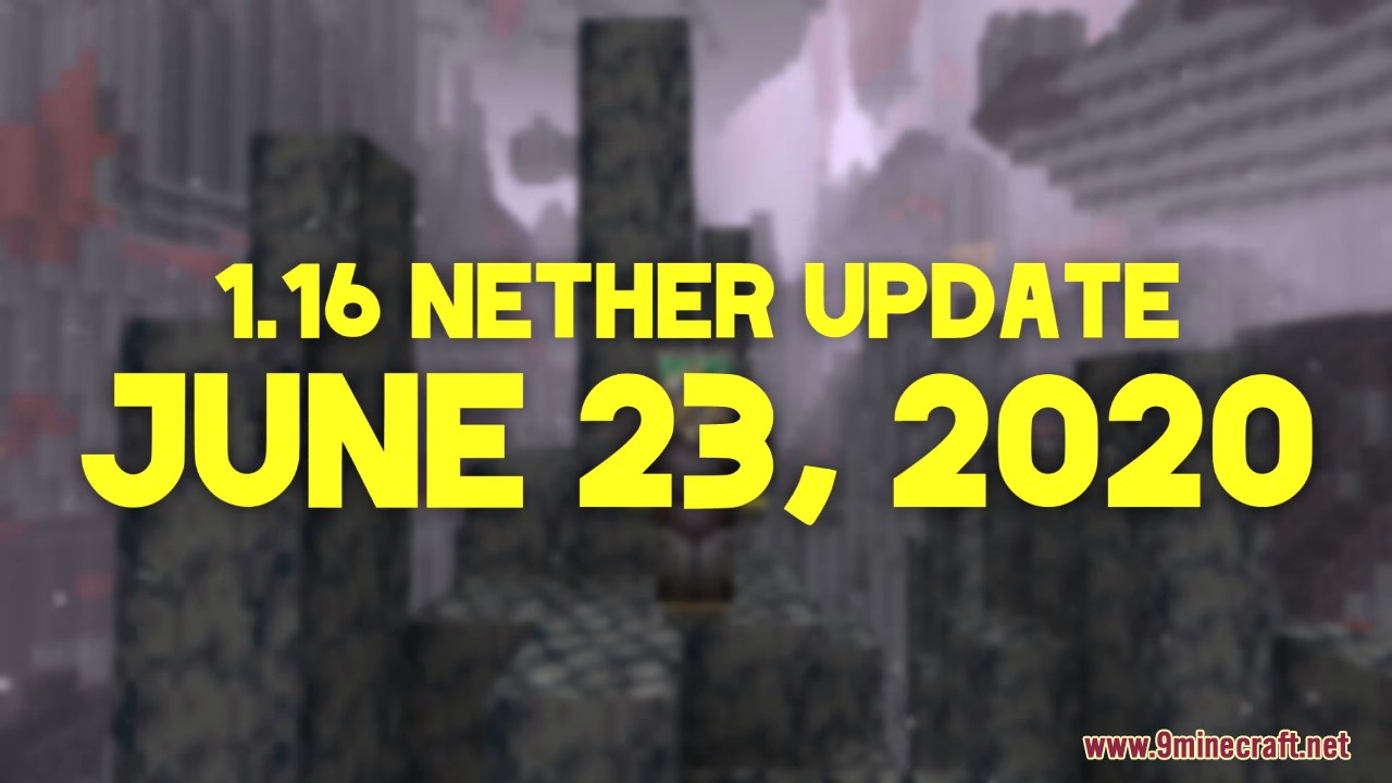 Minecraft 1.16 Release Candidate 1 Screenshots 2