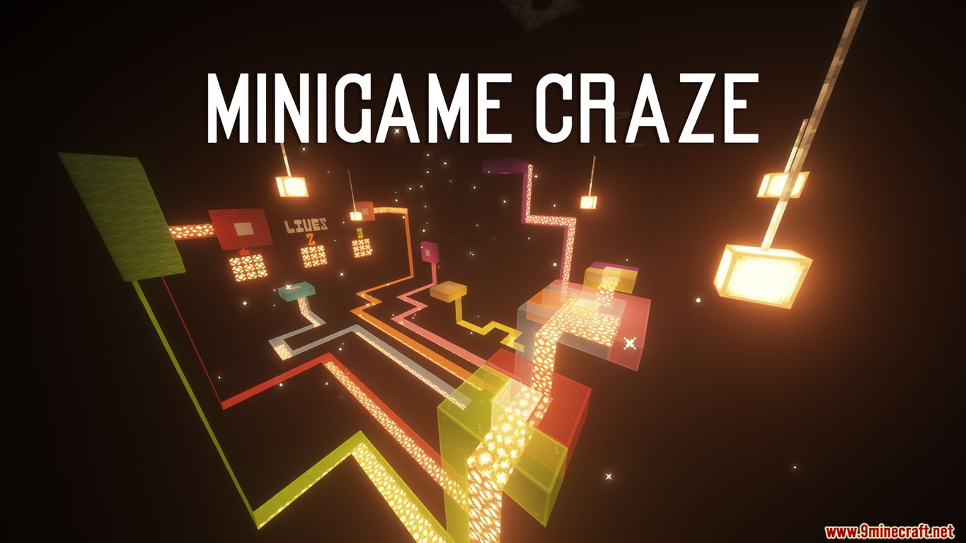 Minigame Craze Map Thumbnail
