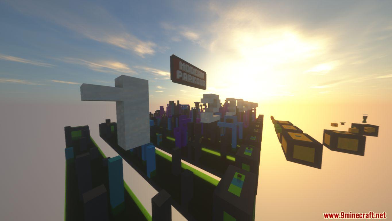 Modern Parkour Map Screenshots (5)