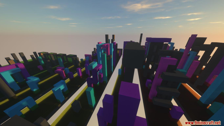 Modern Parkour Map Screenshots (7)
