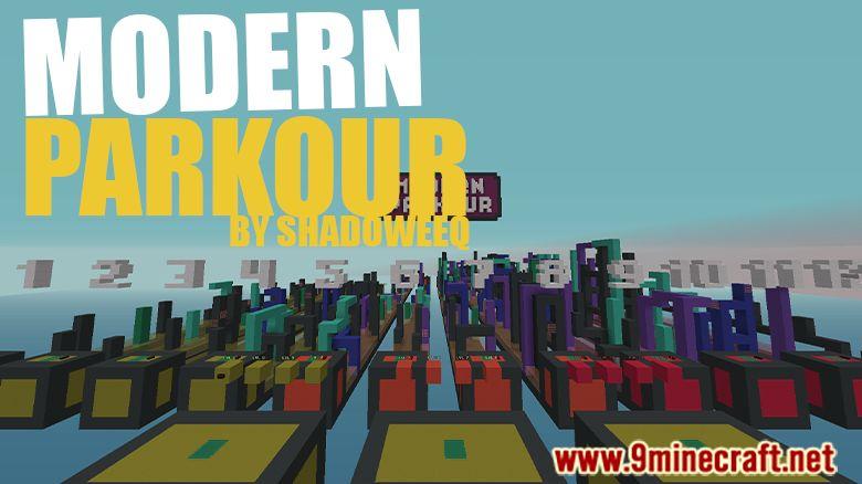 Modern Parkour Map Thumbnail