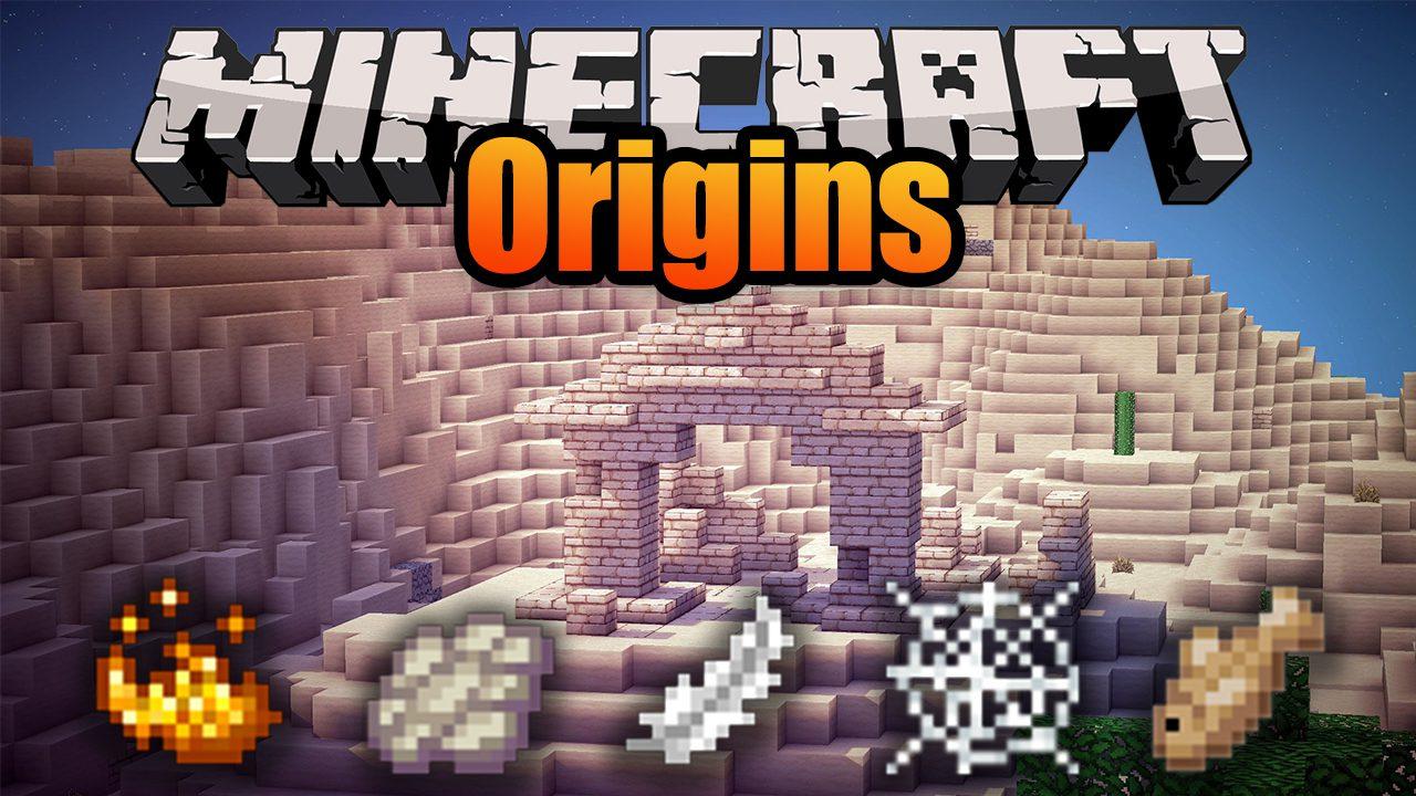 Origins Mod 1 16 3 1 16 1 Create A Backstory For Yourself 9minecraft Net