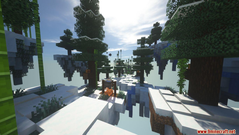 Parkour Jungle Bow 2 Map Screenshots (10)