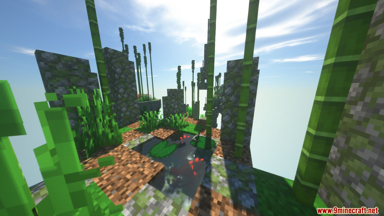 Parkour Jungle Bow 2 Map Screenshots (11)