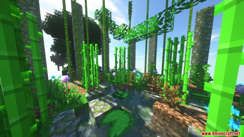 Parkour Jungle Bow 2 Map Screenshots (12)