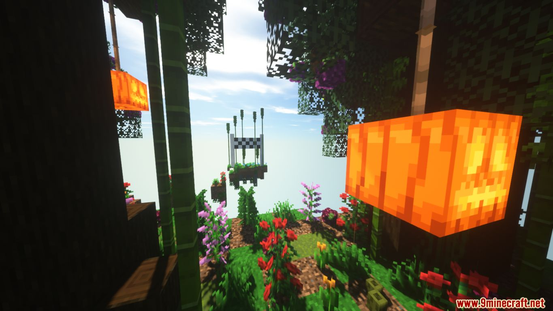 Parkour Jungle Bow 2 Map Screenshots (13)