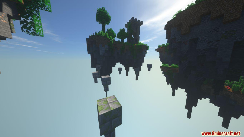 Parkour Jungle Bow 2 Map Screenshots (2)