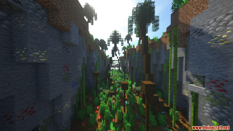 Parkour Jungle Bow 2 Map Screenshots (3)