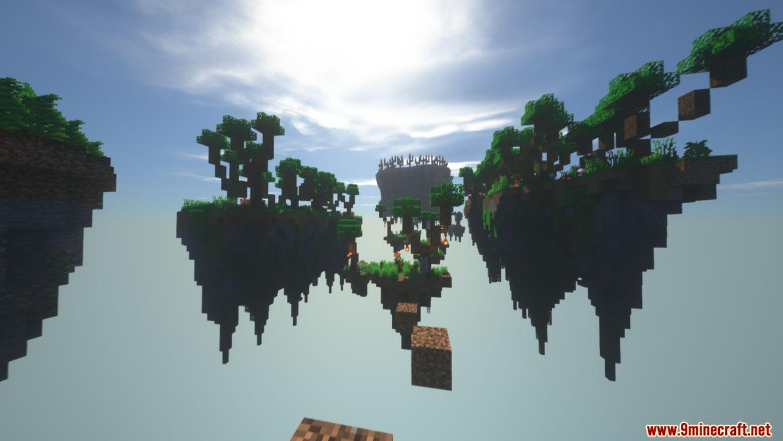Parkour Jungle Bow 2 Map Screenshots (4)