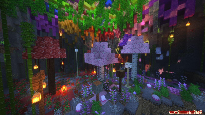 Parkour Jungle Bow 2 Map Screenshots (7)