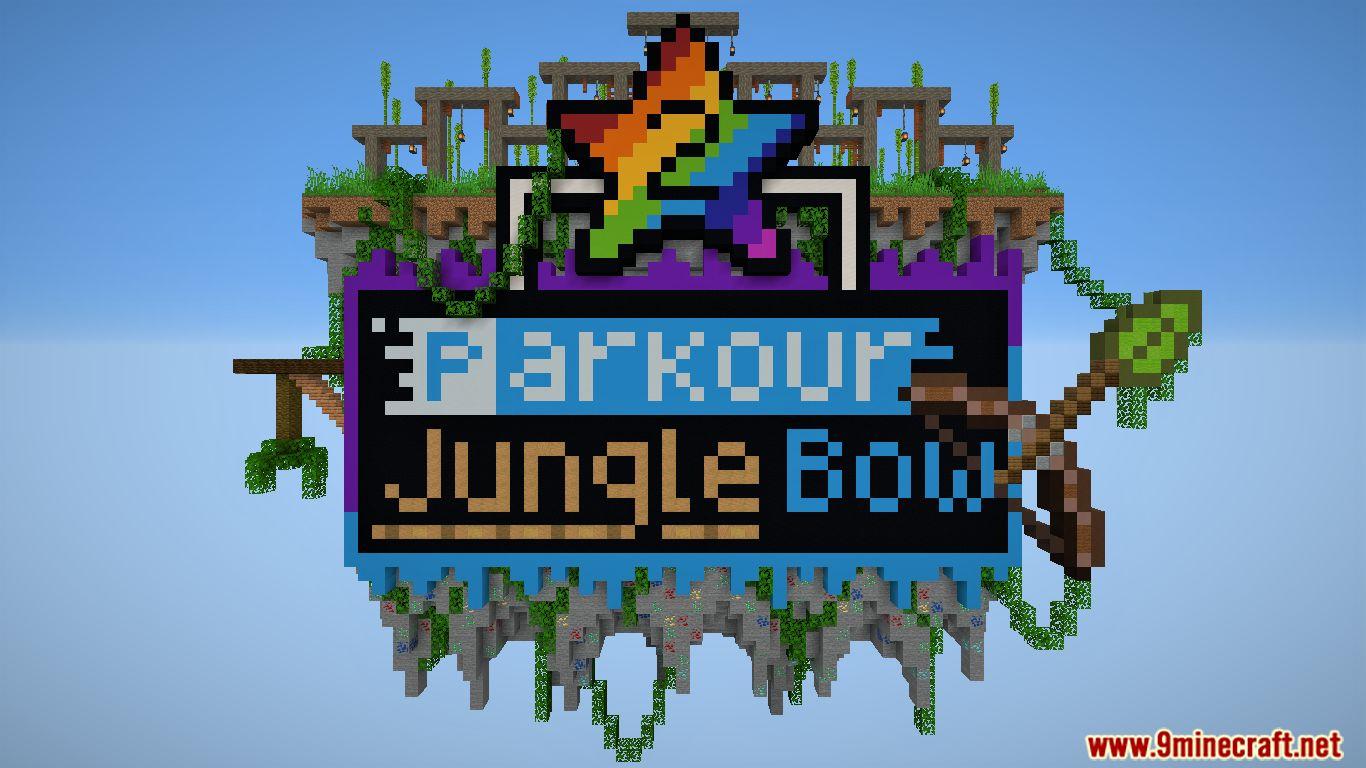 Parkour Jungle Bow 2 Map Thumbnail