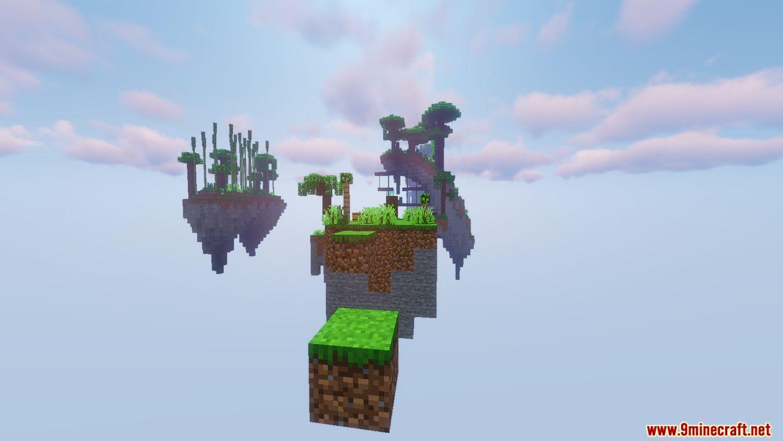 Parkour Jungle Bow Map Screenshots (1)
