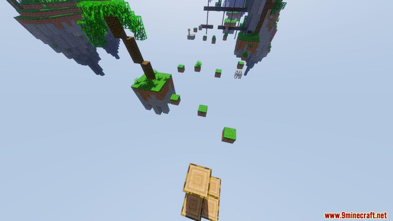 Parkour Jungle Bow Map Screenshots (2)