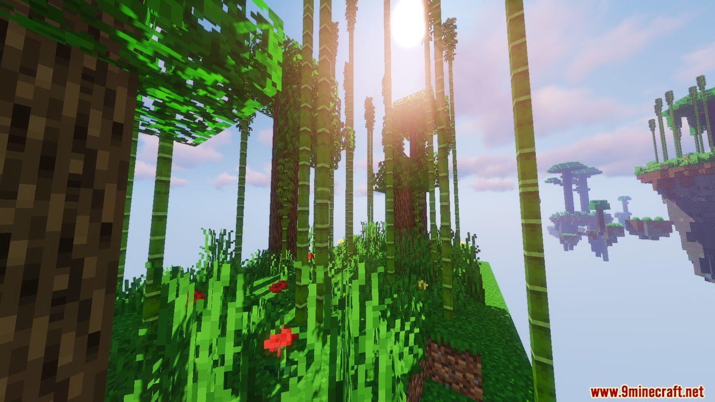 Parkour Jungle Bow Map Screenshots (3)