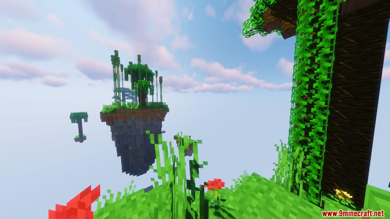 Parkour Jungle Bow Map Screenshots (4)