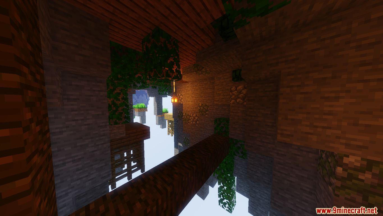 Parkour Jungle Bow Map Screenshots (5)