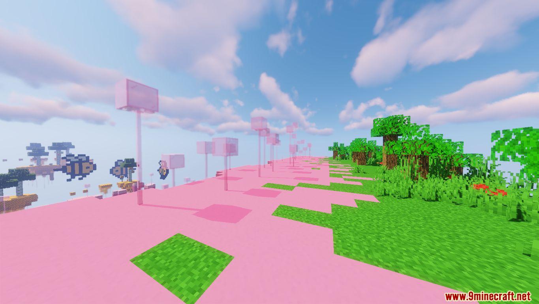 Parkour Jungle Bow Map Screenshots (7)