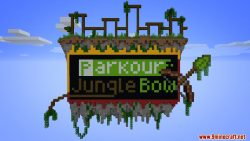 Parkour Jungle Bow Map Thumbnail
