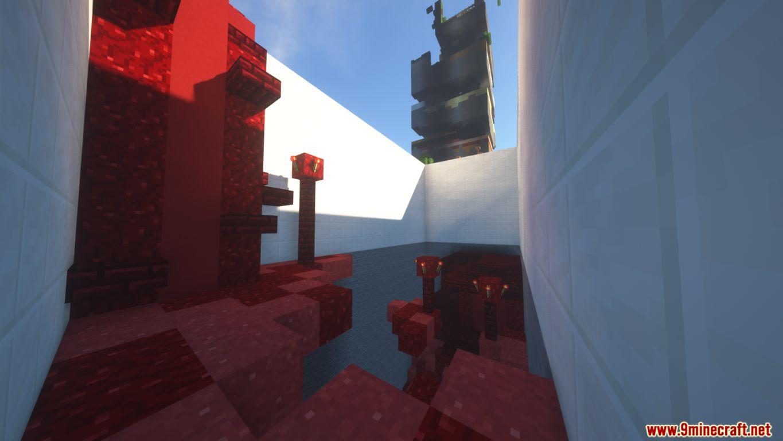 Parkour Super Stages II Map Screenshots (8)