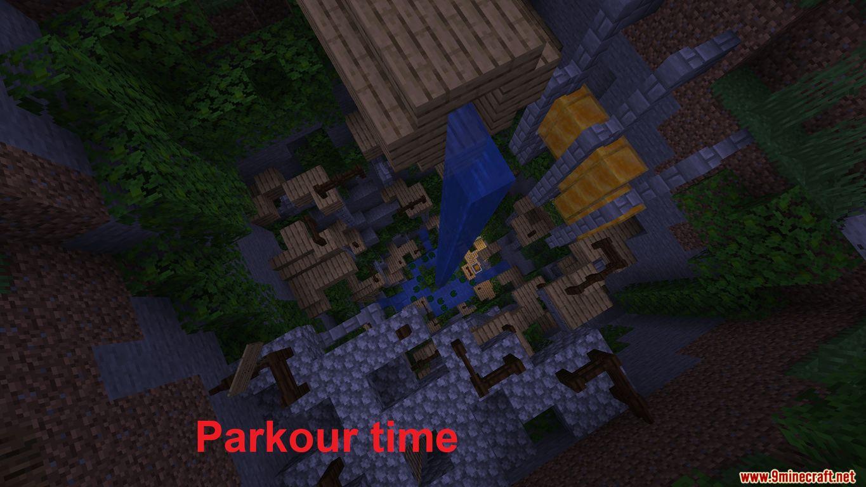 Parkour Time Map Thumbnail