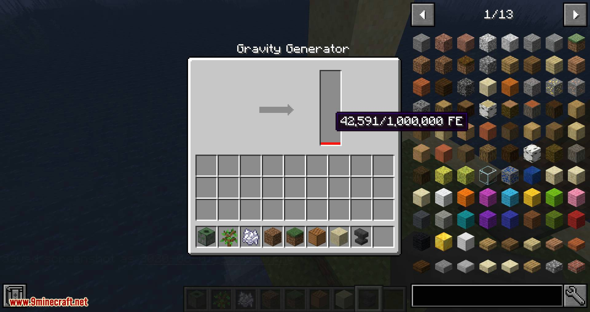 Quirky Generators mod for minecraft 04