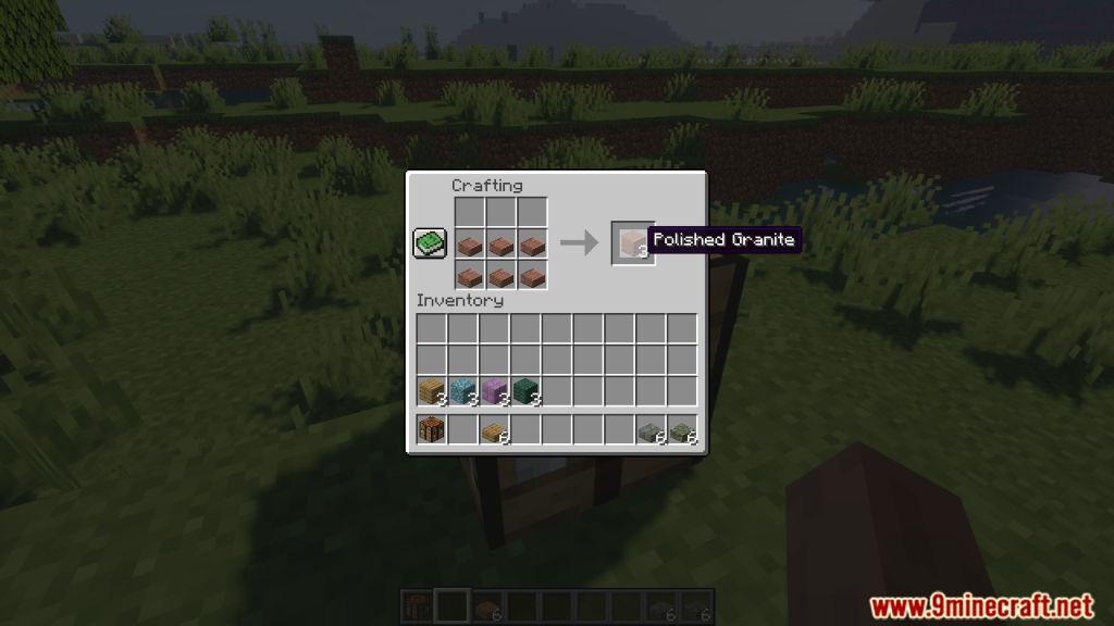 Recipes – Slab to Block Data Pack Screenshots (6)