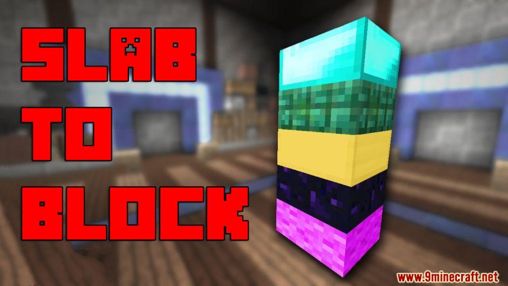 Recipes – Slab to Block Data Pack Thumbnail