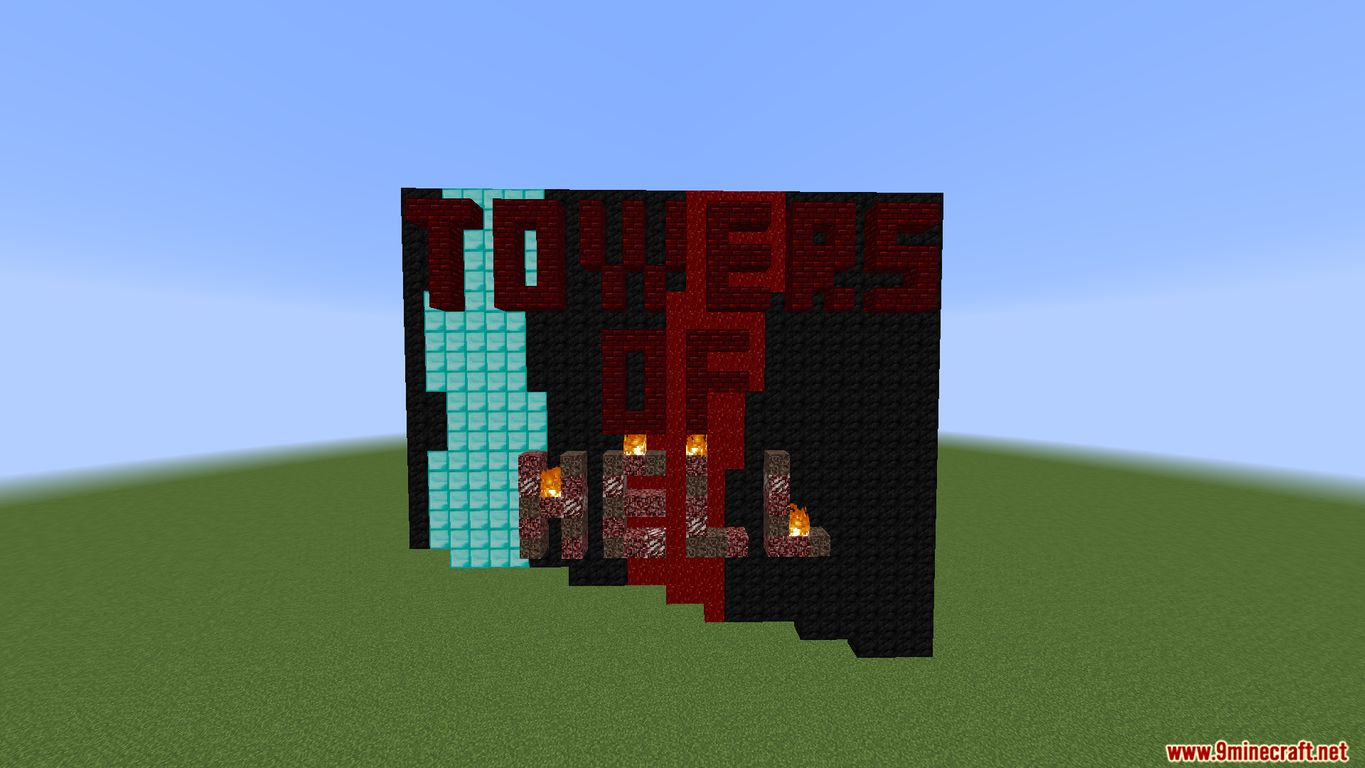Shocker's Towers of Hell Map Thumbnail