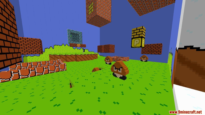 Super Mario 16 Map Screenshots (6)