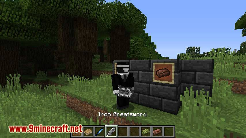 Tinkers_ Reforged mod for minecraft 05