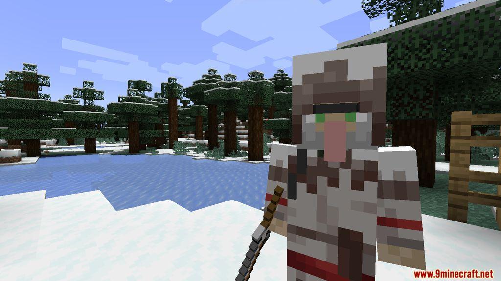 Wandering Traipper Mod Screenshots 5