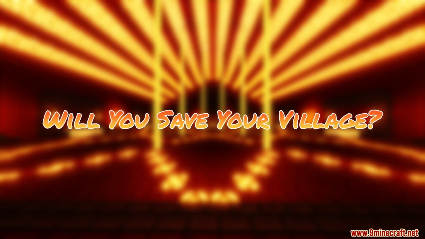 Will You Save Your Village Map Thumbnail