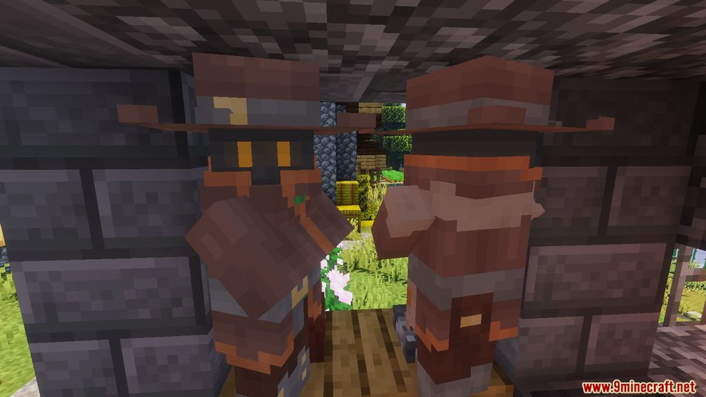 Wispy Villagers and Fantasy Creatures Screenshots 1