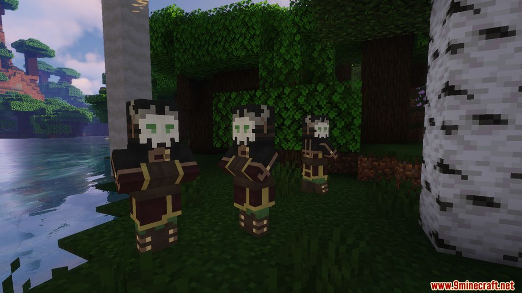 Wispy Villagers and Fantasy Creatures Screenshots 10